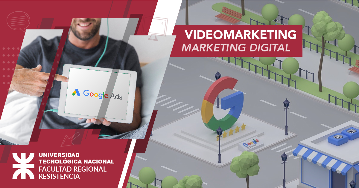 VideoMarketing con Google Ads