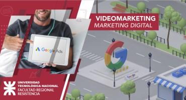 Cursos UTN - MD - Videomarketing Google Ads