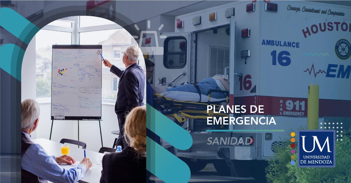 ORGANIZACIÓN DE PLANES DE EMERGENCIAS