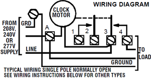intermatic photocell wiring diagram wiring diagram timer light switch wiring diagram images