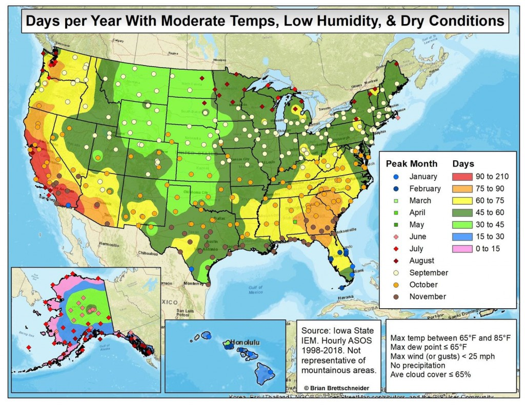 Climate And Agriculture In The Southeast