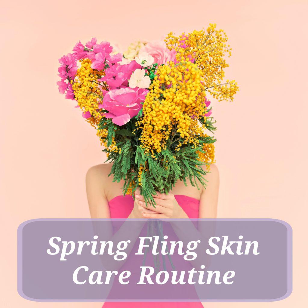 Skincare Routine Worksheet