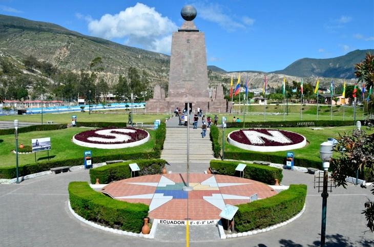 Ciudad Mitad Del Mundo – RNR 2017 QUITO