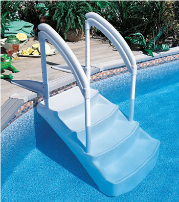 aboveground swimming pool steps | Mega Pool and Spa\'s Weblog