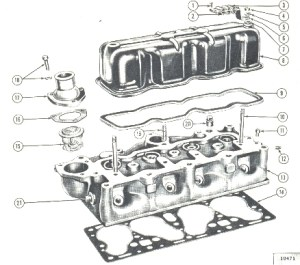 Willys jeep firing order