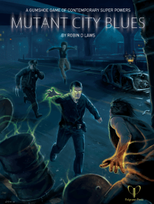 Image result for mutant city blues