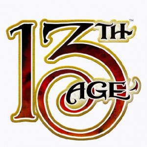 Image result for 13th age logo
