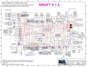 2000 Yamaha Zuma Wiring Diagram  Wiring Source