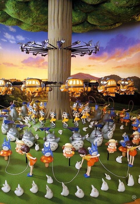 P01IM27 e1403612717938 A História do Museu Ghibli e seus 12 anos de Funcionamento