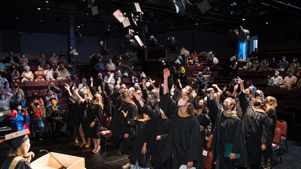 UVM, Grossman School of Business, Sustainable Innovation 2021 Inauguration
