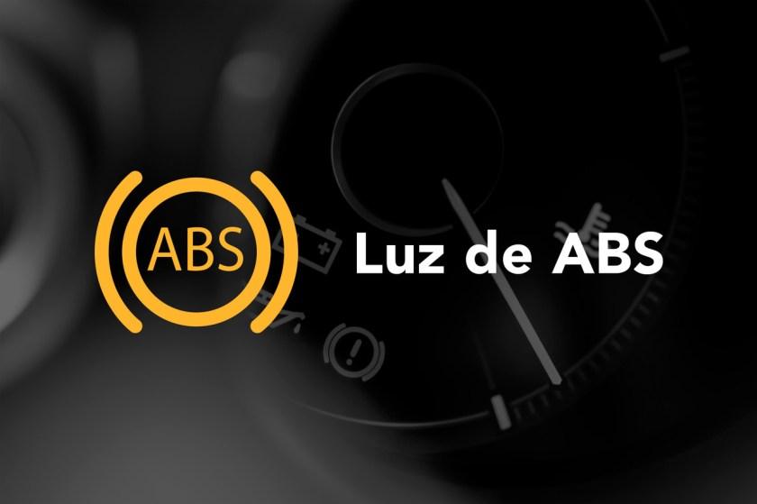 Luz do freio ABS
