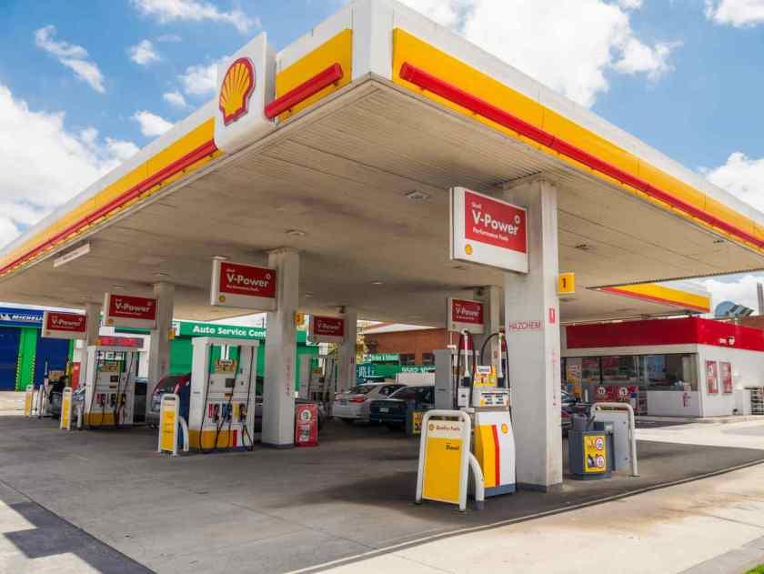 posto de gasolina shell 24h mais proximo