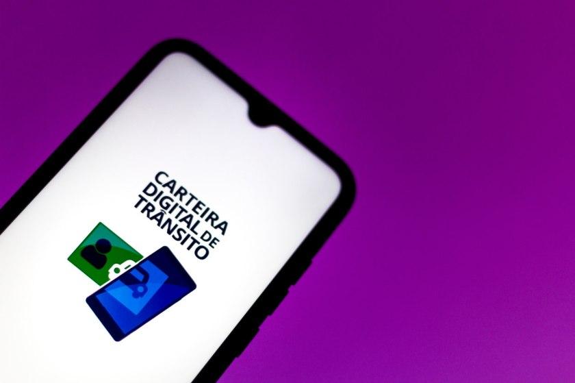 app carteira digital de transito cnh digital 2021