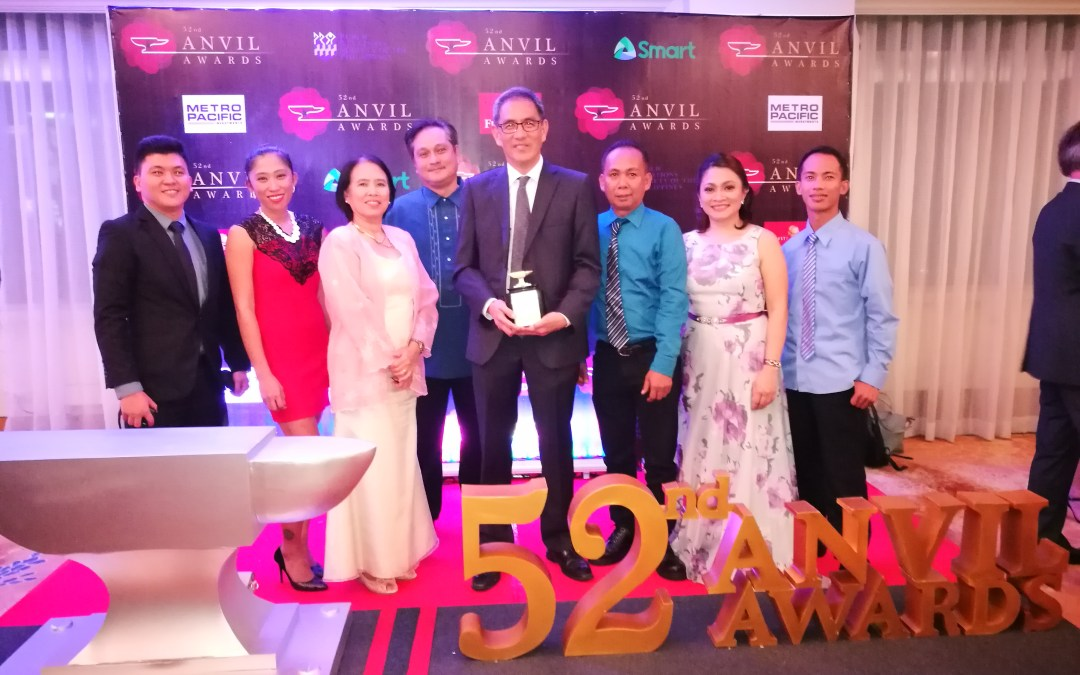 Mindoro Biodiversity Conservation Foundation took home the silver!