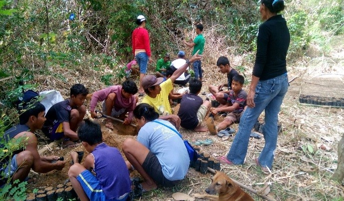Sustaining Forest Conservation Efforts in Ilin and Ambulong Islands