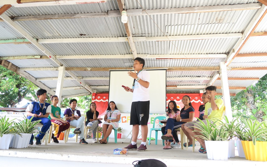Young Eco-warriors Summer Camp