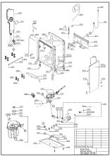 Lamona HJA8630 (7676383842) Dishwasher Spares & Parts | Ransom Spares