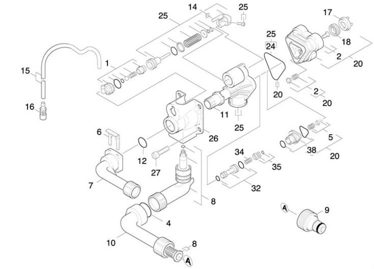 Karcher Spare Parts Diagram