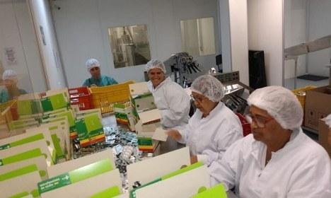 Laboratório Químico Farmacêutico do Exército Foto: Ministério da Defesa