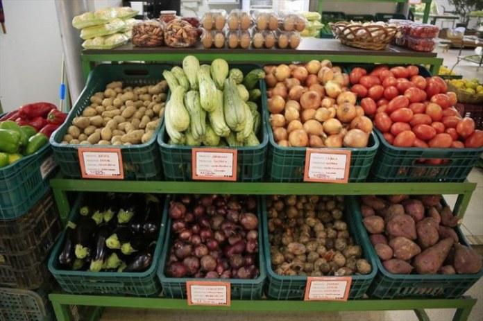 Conab adota medidas para garantir abastecimento de hortifrutis no comércio