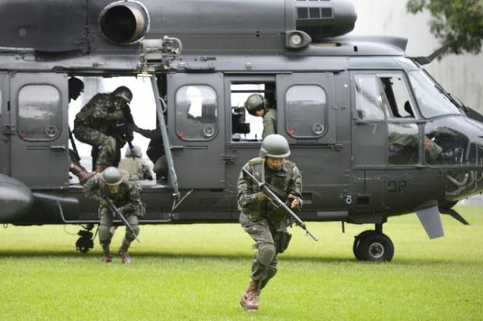 Decreto amplia capacidade operacional do Exército Brasileiro