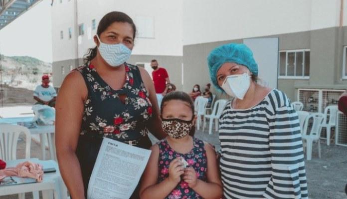 MDR entrega mil moradias a famílias de baixa renda no Ceará e em Minas Gerais