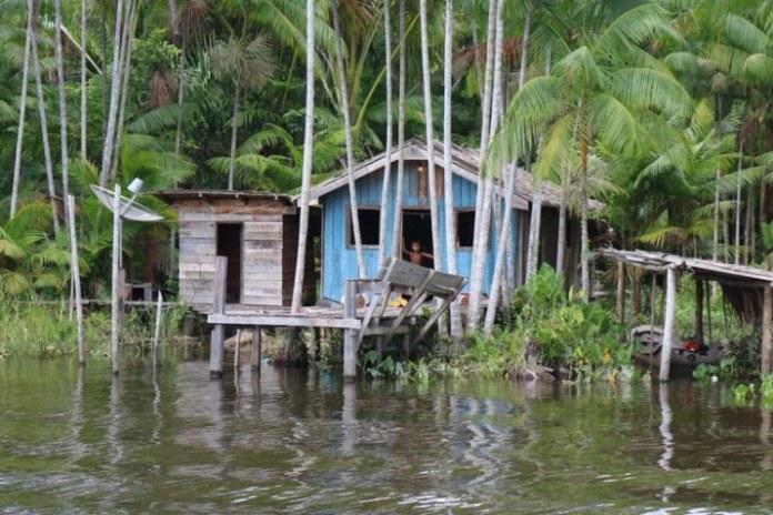 Ribeirinhos que vivem no arquipélago vão receber cestas básicas