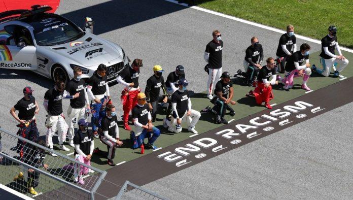 Valteri Bottas vence GP da Áustria em dia de protestos contra o racismo