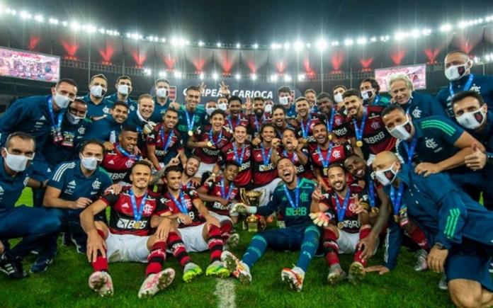 Flamengo vence o Fluminense e emplaca seu 36º título do Campeonato Carioca