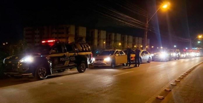 Ministério da Justiça e Segurança Pública participa de operação contra organização criminosa em onze estados