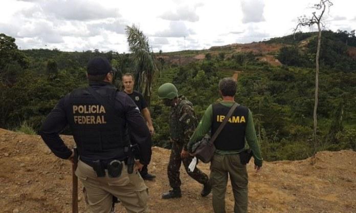 Ministro acompanha operações Covid-19 e Verde Brasil 2 no Norte do País