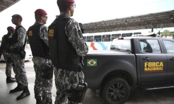 Governo garante proteção contra Covid-19 aos agentes de segurança