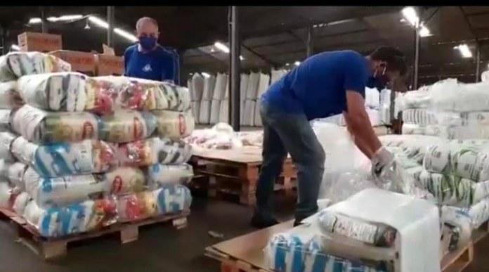 Aquisição de alimentos para comunidades vulneráveis ganha reforço de R$ 228 milhões