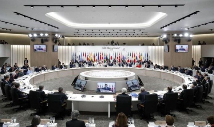 Líderes do G20 se reúnem neste fim de semana