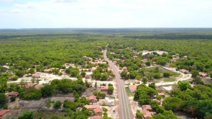 BR-222, no Piauí, ganha mais 47 quilômetros de pavimentação asfáltica