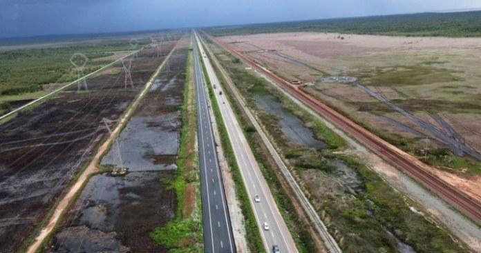Liberados mais 11 quilômetros de pista restaurada na BR-135/MA