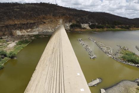 Obras garantirão segurança hídrica no Rio Grande do Norte