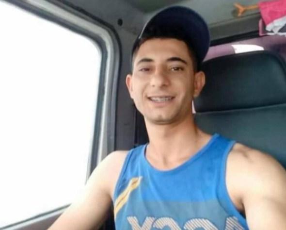 Wagner Gomes, de 30 anos, estava em um caminhão que colidiu com outro veículo na descida da pedreira