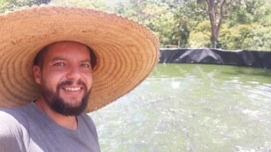 psicultor e produtor rural Felipe Lamb