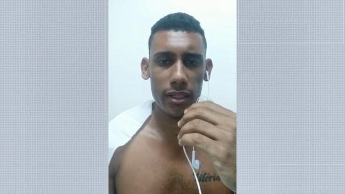Jeferson Rosendo, de 31 anos, passou por cirurgia após ter o corpo atravessado por uma barra de ferro