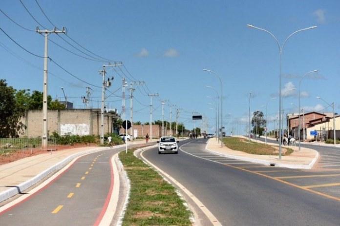 BR-135 ganha novo trecho de 67 quilômetros na Bahia