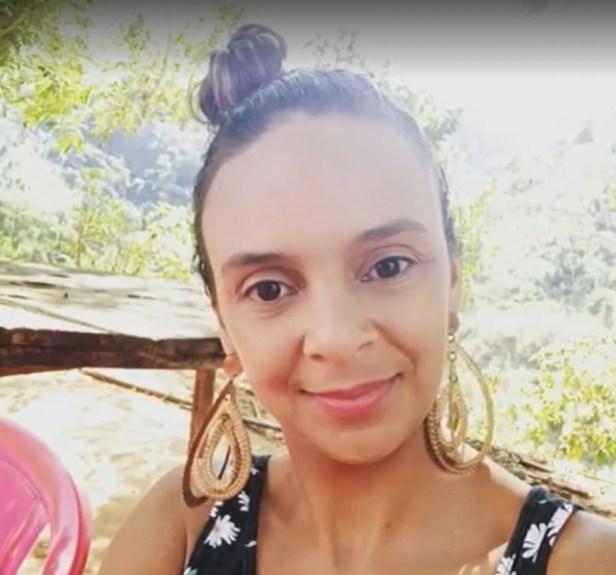 Rosimar dos Santos Cruz, de 31 anos, foi assassinada com golpes de facão