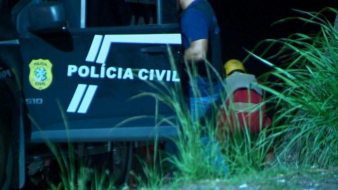 Chacina da Ilha Doutor Américo, em Vitória, ocorreu em 28 de setembro de 2020.