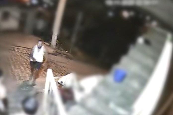 Rodrigo Pires Rosa, 38, apareceu perseguindo ex-companheira com uma faca em Cariacica