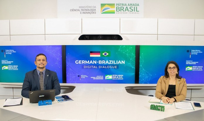 Brasil e Alemanha estabelecem cooperação na área digital