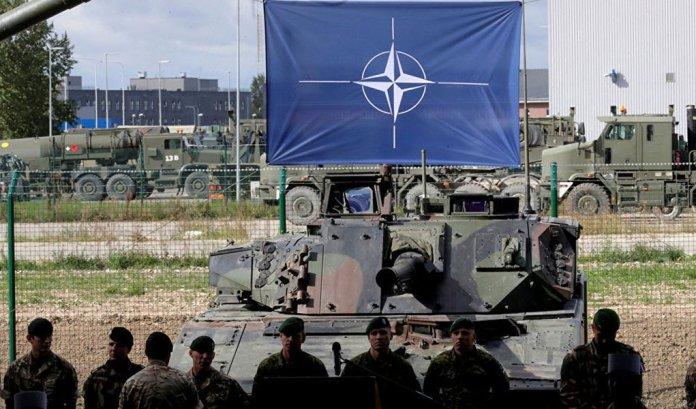 Otan realiza frequentemente manobras militares contra a Rússia