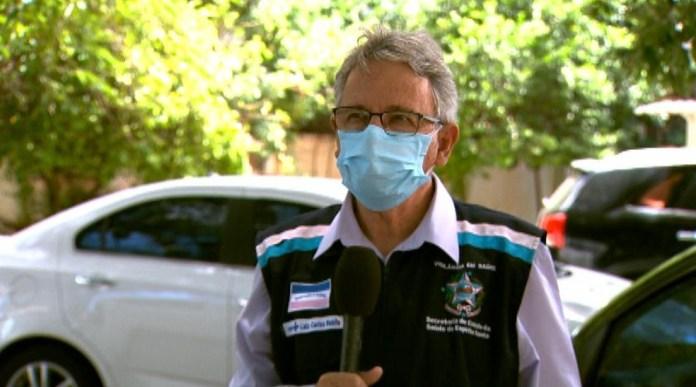 Luiz Carlos Reblin, subsecretário de Vigilância em Saúde do ES