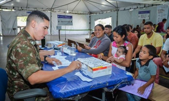 Operação Acolhida interioriza mais de 50 mil venezuelanos para começarem uma vida nova no Brasil