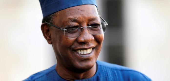 Presidente do Chade, Idriss Déby