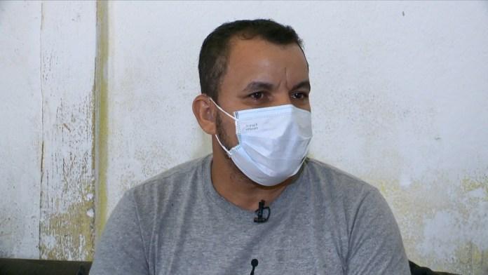 Confeiteiro é inocentado quase 2 anos depois de ser preso por engano, no ES — Foto: Reprodução/ TV Gazeta